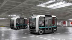 Olli bus imprimé en 3D!   http://www.lifestyl3d.com/impression-3d-industrie-automobile-affaire-roule/