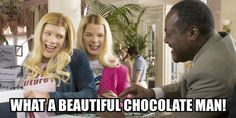 """""""Has anyone told u that you you look like Denzel whashington""""- white chicks. White Chicks Quotes, White Chicks Movie, Iconic Movies, Old Movies, Movies Showing, Movies And Tv Shows, Really Good Movies, Chocolate Men, Favorite Movie Quotes"""