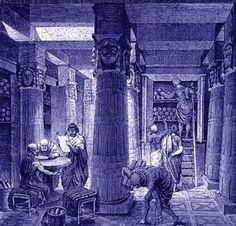Otra Realidad Misterios y Conspiraciones: La Antigua Biblioteca de Alejandría…