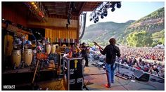If you're in Talluride, CO in June, make sure to check out the Bluegrass Festival http://www.telluriderentalplaces.com/