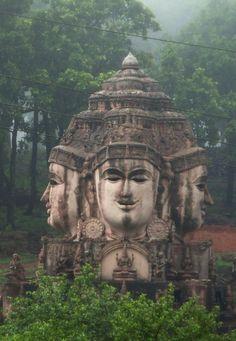 Temple-Madhya Pradesh,Bharat (INDIA)