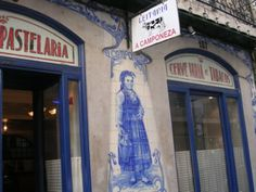 """Leitaria """"A Camponeza"""", Rua dos Sapateiros."""