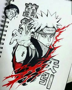 Beginner guide to drawing manga! drawing manga ideas and images Anime Naruto, Naruto Shippuden Anime, Naruto Art, Manga Anime, Boruto, Naruto Sketch, Naruto Drawings, Anime Sketch, Cool Drawings