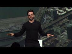 Project Glass: Live Demo At Google I/O 2012 - Tal vez la mejor demo vista en los últimos años. Son 10 minutos, pero merece mucho la pena verlos.