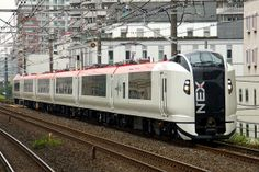 The new Narita Express E259-series, launched in October 2009