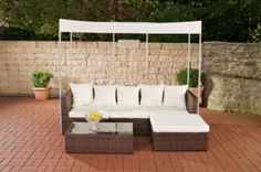 Outdoor Sectional, Sectional Sofa, Lounge, Outdoor Furniture, Outdoor Decor, Bed, Home Decor, Products, Gardens