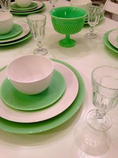 Good Things by David: Collecting Jadeite