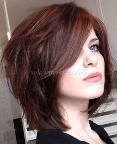 45 Best Short Haircuts for 2019 - Get Your Haircut Inspiration TODAY! Long Face Hairstyles, Bob Hairstyles, Straight Hairstyles, Casual Hairstyles, Latest Hairstyles, Celebrity Hairstyles, Braided Hairstyles, Medium Shag Haircuts, Best Short Haircuts