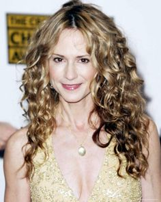 layered curly hair - Google Search