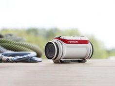 Câmera Digital Tomtom Bandit Action Cam 16MP - Esportiva com as melhores condições você encontra no Magazine Voceflavio. Confira!