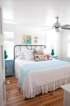 Master Bedroom Inspiration - Sundew Cottage | The Lettered Cottage