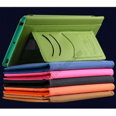KLD Me Series Leather Stand Case for iPad Mini 2 Retina with Credit Card Slot   Holder US$20.69