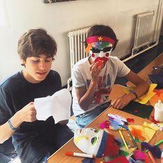 Actividad de Mask Design en St. Michael's 2016 ⠀  ⠀  St Michael's School:  Estudiar en Cambridge durante el verano.⠀  ⠀  Es el sitio ideal para todos aquellos chicos que quieran ganar algo de independencia a la vez que comprueban en primera persona cómo es la vida en Cambridge. Este programa puede realizarse en una residencia de la ciudad (14-16 años) o bien en una familia de acogida (14-17 años). ⠀  ⠀  #WeLoveBS #inglés #idiomas #Cambridge  #ReinoUnido #RegneUnit #UK  #Inglaterr