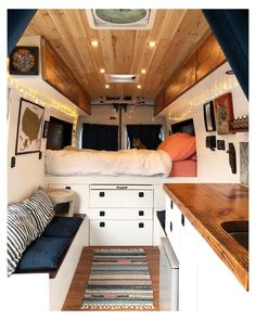 Ford Transit Camper Conversions Our favorite custom DIY Ford Transit camper conversions. Get layout and design ideas from van lifers and professional outfitters. Van Conversion Layout, Van Conversion Interior, Camper Van Conversion Diy, Van Conversions Ideas, Van Conversion With Bathroom, Campervan Conversions Layout, Truck Camper, Camper Life, Bus Life