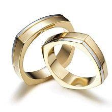 Newfangled Elegance – Wedding rings