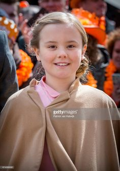 Princess Ariane of The Netherlands attends the King's birthday during the Kingsday celebrations on April 27 2017 in Tilburg Netherlands