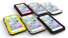 Water/dirt/shock Proof Phone Case for iPhone 5 5s se 6 6s 6plus 6splus 7 7plus Cases Which is Waterproof Dirtproof Shockproof