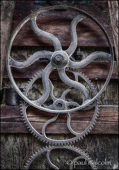 Wheels and Cogwheels