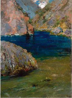 Maher Art Gallery: Vincenzo Irolli Italian (1860-1942