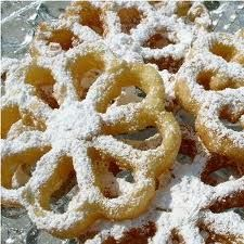 Rosette Recipe SCANDINAVIAN COOKIES
