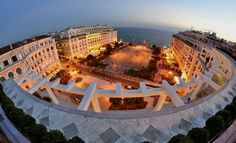 Beautiful Islands, Beautiful Places, Learn Greek, Macedonia Greece, Paradise On Earth, Thessaloniki, Greek Islands, Holiday Destinations, Athens