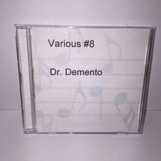 Dr. Demento Various #8 Audio CD Extremely Rare