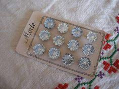 即決アンティーク素敵なボタンシートソーイングガラスレトロ インテリア 雑貨 家具 Antique sewing goods ¥4000yen 〆04月29日