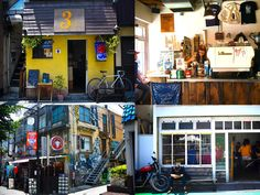 Tokyo Savvy Guide to Shimo - a couple of shops worth noting