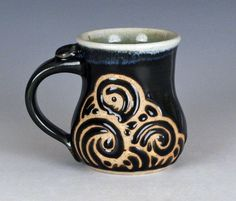 1000+ images about pottery :: mug forms on Pinterest | Handmade ...