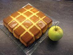 Fondant rapide aux pommes