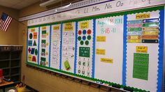 Reference Wall- I want to do this next year, except geared for 2nd grade.