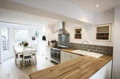 Award Winning Company Norwich Kitchens, Bathrooms and Interior Design. One complete service from Design to Installation FREE CONSULTATION 01508 518 063 Kitchen Interior, Kitchen Inspirations, Kitchen Decor, Kitchen Colour Schemes, Country Kitchen, Kitchen Dining, Kitchen Diner, Kitchen Tiles, Diy Kitchen