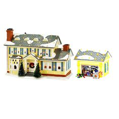 the jolly christmas shop department 56 christmas vacation the griswolds holiday house christmas vacation gifts