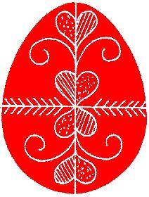 ANTALNÉ TANKÓ MÁRIA: GYIMESI ÍROTT TOJÁSOK Easter Art, Easter Eggs, Egg Designs, Egg Decorating, Sugar Art, Pyrography, Bunny, 1, Kids Rugs