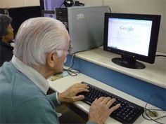 Terceira Idade,idosos,internet