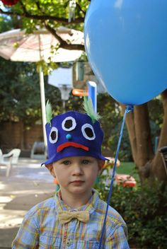 Catholic All Year: Cranky Frankie Turns 3: a little monster birthday party
