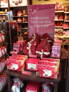 Chocolate... for the one you love | Laura Secord #ValentinesDay