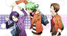 Servamp : Misono, Sakuya & Mahiru