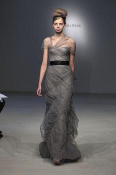Fashion Friday: Vera Wang Fall 2011