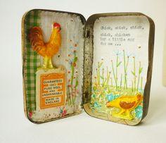 Altoid tin artwork from Hen's Teeth
