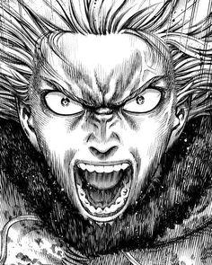 Read manga Vinland Saga Chapter 035 online in high quality Vinland Saga Manga, Saga Art, Anime Character Drawing, Cartoon Fan, Manga Artist, Manga Covers, Ragnar, Manga Characters, Animes Wallpapers
