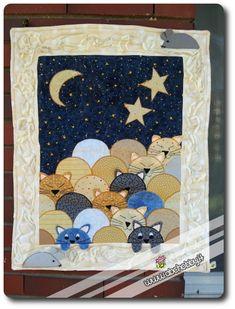Gatti sotto il cielo stellato - AbcHobby.it - La guida agli hobby creativi
