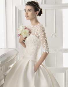 132 Best Wedding Dresses With Pockets Images Bridal Gowns