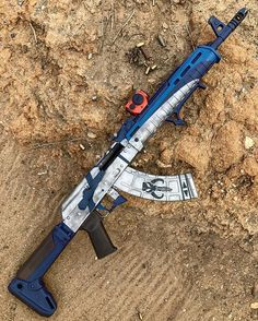 Jango Fett AK Save those thumbs & bucks w/ free shipping on this magloader I purchased mine http://www.amazon.com/shops/raeind No more leaving the last round out because it is too hard to get in. And you will load them faster and easier, to maximize your shooting enjoyment. loader does it all easily, painlessly, and perfectly reliably