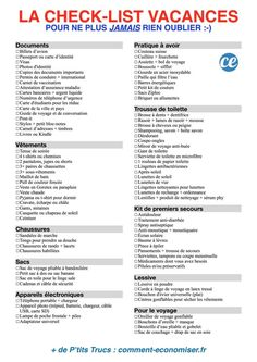 Packing Your Suitcase: The Essential Check List For No More J .- Faire Sa Valise : La Check-List Indispensable Pour Ne Plus JAMAIS Rien Oublier. The checklist of all the things you need when packing. Travel Packing, Travel Tips, Travel Advice, Jhope, Taehyung, Packing Checklist, Travel Drawing, Amsterdam Travel, Top Travel Destinations