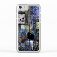 Lakeshore at Dawn Clear iPhone Case