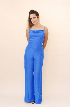Sick Jumpsuit pattern-- tank or button up cap sleeve on top, culottes or long flowy pants on bottom.  Such a versatile pattern