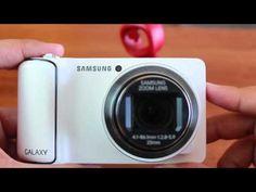 Samsung Galaxy Camera, unboxing y análisis en español