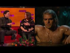 Henry Cavill dehydrated for 3 days to get his physique 'Bathtub Geralt' ready in The Witcher Dracula Series, Superman Henry Cavill, The Witcher Geralt, Bbc Doctor Who, Series Premiere, Lost In Space, Action Film, Man Of Steel, Fine Men