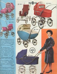 Vintage Stroller, Vintage Pram, Vintage Advertisements, Vintage Ads, Silver Cross Prams, Bring Up A Child, Prams And Pushchairs, Dolls Prams, Baby Buggy